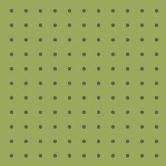 Moda Fabrics - Green - Tiny Dotz