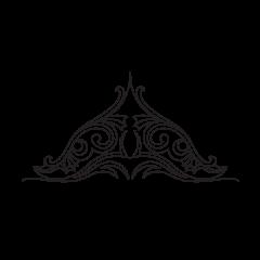 Ornamental Webs - Triangle Block #1