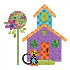 Our House - Block #5 - Applique