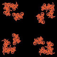 Paprika - Wholecloth Set