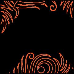 Peacock Plumes - Grande - Pantograph