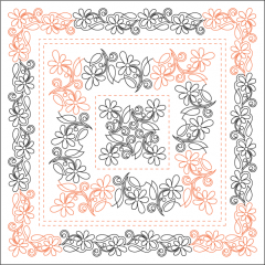 Perennial - Wholecloth Set