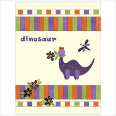 Please Don't Eat the Daisies - Quilt - Applique and Pattern Set