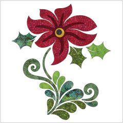 Poinsettia - Applique