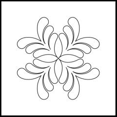 Poppy Feathers - Block #5