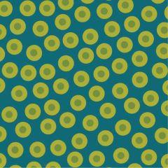 Lily's Garden Dot Toss Lt. Teal - RJR Fabrics
