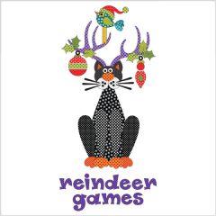 Reindeer Games - Applique