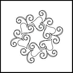 Ribbon Romance - Block #1