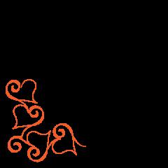 Ribbon Romance - Sashing - Corner