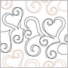 Ribbon Romance - Pantograph