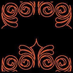 Royal Fleur De Lis - Pantograph