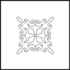Royal Jewels - Block #4