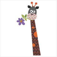 Safari - Giraffe - Block #4 - Applique