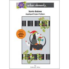 Santa Babies - Applique Quilt Pattern