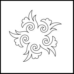 Siberian Iris - Block #2