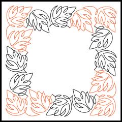 Simple Loopy Leaves #2 - Panto/Corner Layout