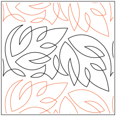 Simple Loopy Leaves #2 - Pantograph