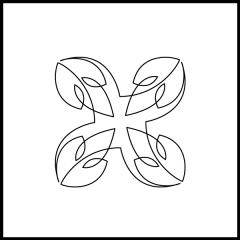 Simple Loopy Leaves - Block #1