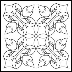 Simple Loopy Leaves - Block #5