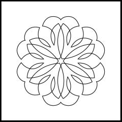 Simple Loopy Leaves - Block #8