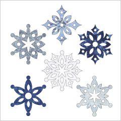 Snowflakes - Applique