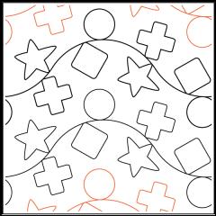 Sorting Blocks - Blue - Pantograph