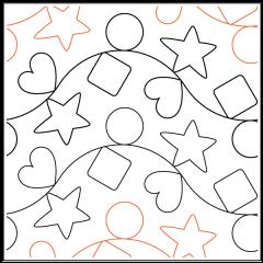 Sorting Blocks - Pink - Pantograph