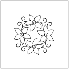 Spider Lily - Block #2