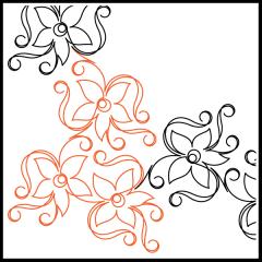 Spider Lily - Corner