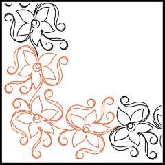 Spider Lily - Petite - Corner