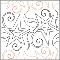 Starry Night - Petite - Pantograph