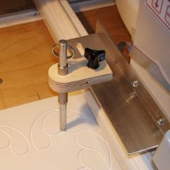 Stylus #7 - HQ16 Quilting Frame