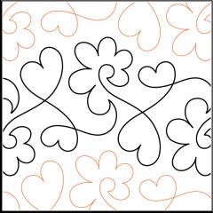 Sweet Hearts - Petite - Pantograph