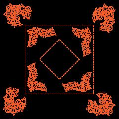 Tandoori - Wholecloth Set