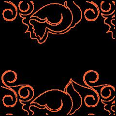 Two Turtle Doves - Petite - Pantograph