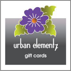 Urban Elementz - Gift Card