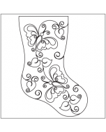 Butterfly Bliss - Stocking