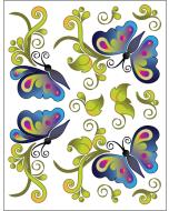 Butterfly Bliss - Tattoo