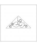 Butterfly Bliss - Triangle Block  #2