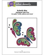 Butterfly Bliss - Set - Applique Add-On Pattern