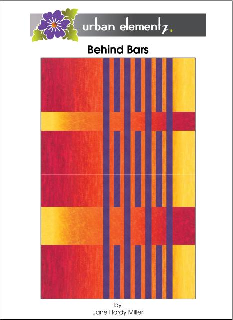 Behind Bars - Pattern