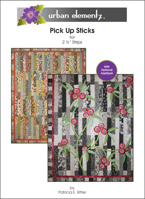 Pick Up Sticks - Pattern