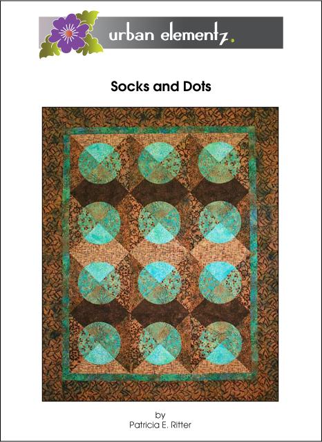 Socks and Dots - Pattern