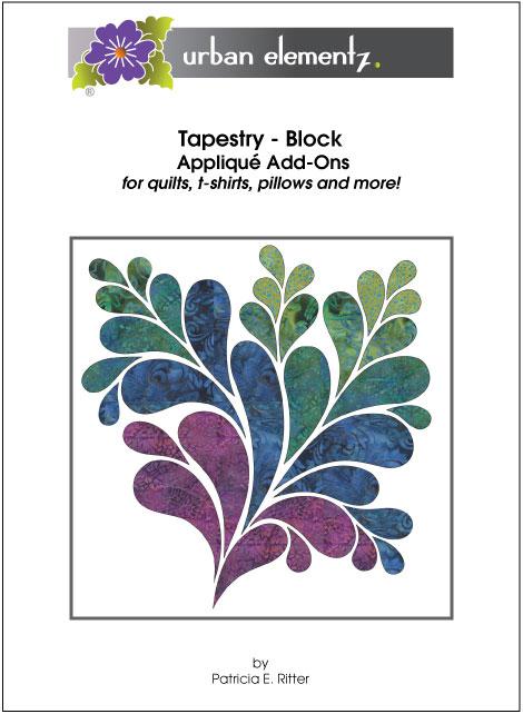 Tapestry - Block - Applique Add-On Pattern