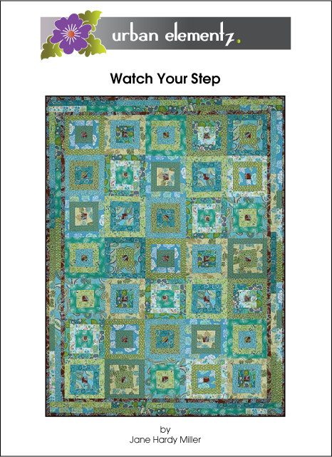 Watch Your Step - Pattern