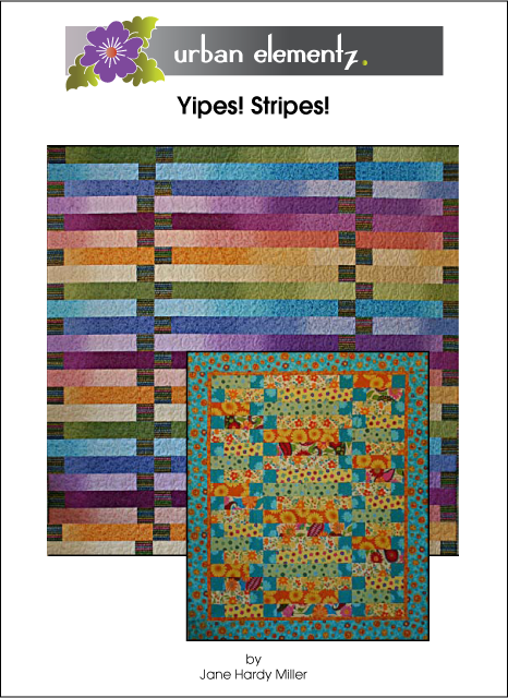 Yipes! Stripes! - Pattern